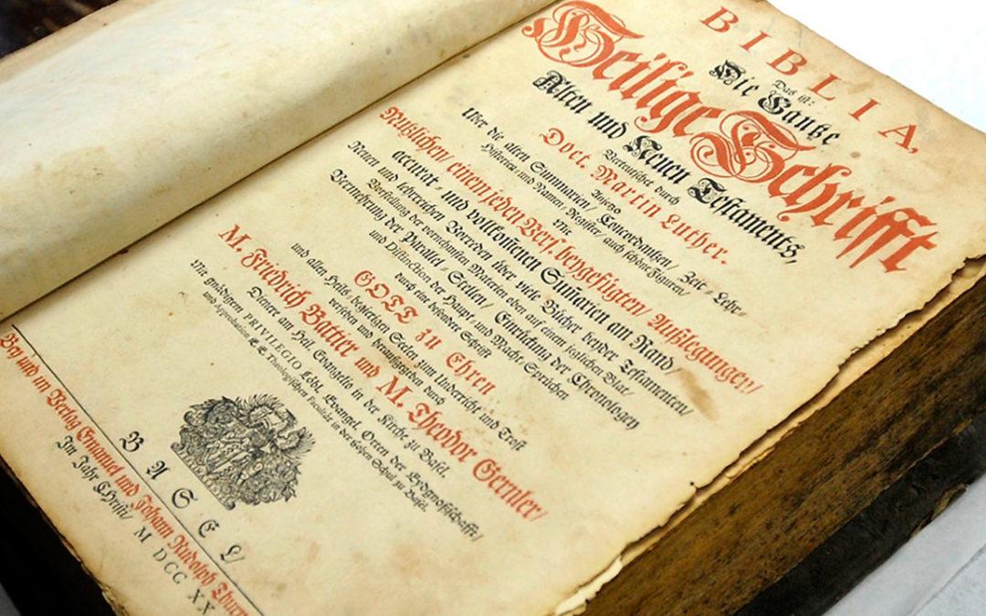La Bible, le livre de tous les records