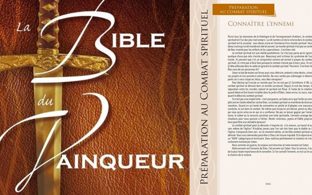 La Bible du vainqueur