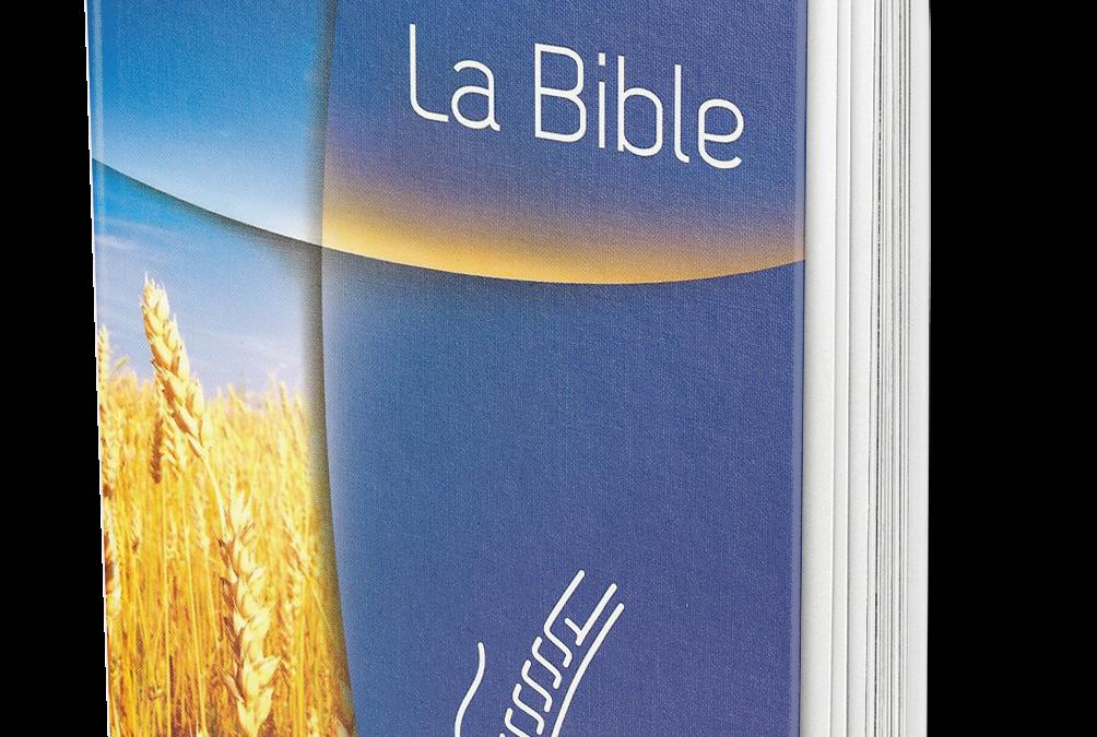 La Bible d'évangélisation semeur 2015