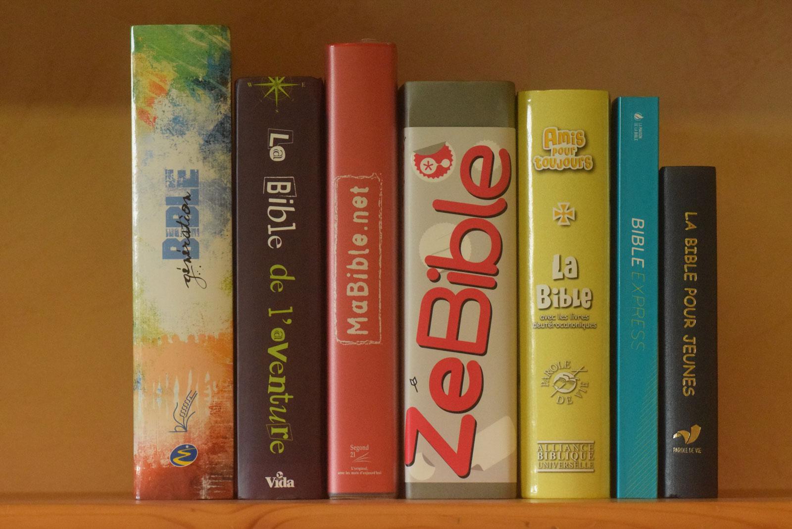 Quelle Bible Choisir Pour Un Jeune Bibliorama
