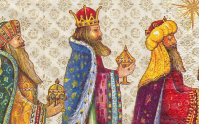 Matthieu 2.1 : Des mages venus d'Orient