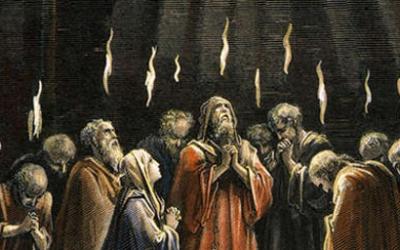 Actes 2.3 : Des langues de feu
