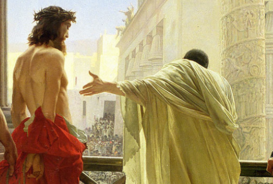 Jean 19.13 : Lithostrotos