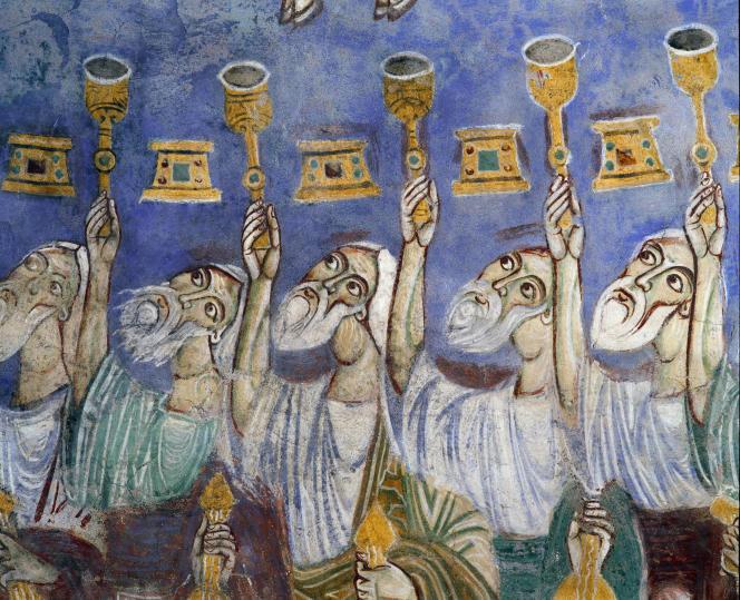 La prophétie de Nilus, mort en 430.