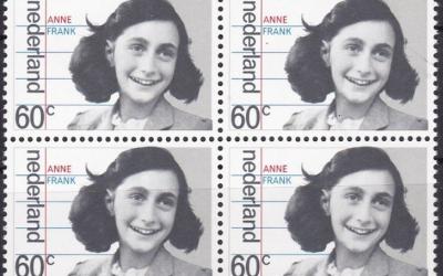 A la mémoire d'Anne Franck