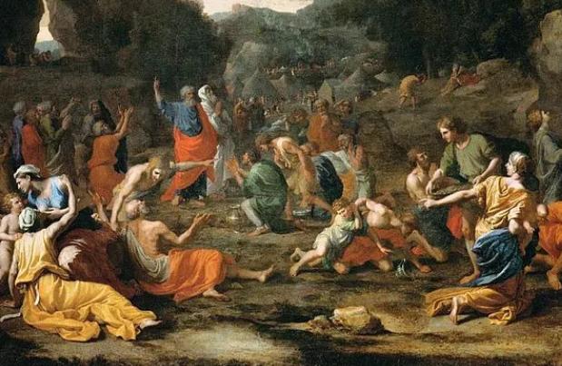 Nombres 11. 31 : Une histoire de cailles