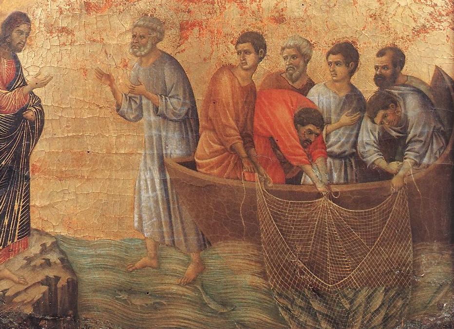 Jean 21.11 : les 153 gros poissons